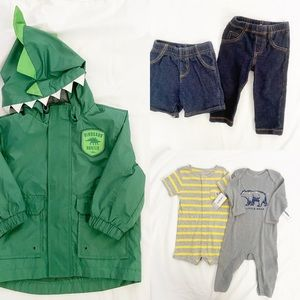 12 month boy bundle (5 items)